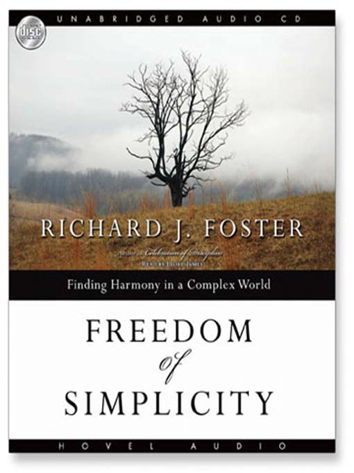 Freedom of Simplicity (MP3)